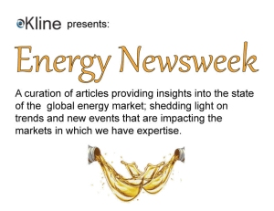 Energy Newsweek, Energy Trends, Energy Articles, Trends impacting Energy Industry